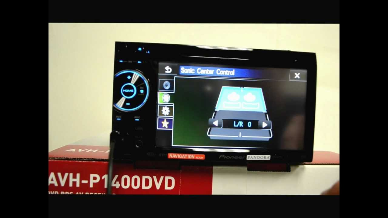 maxresdefault pioneer avh p1400dvd reviewed in detail youtube pioneer avh p2400bt wiring diagram at fashall.co