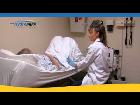 HydroPrep Method: Lavage Bowel Preparation for Colonoscopy