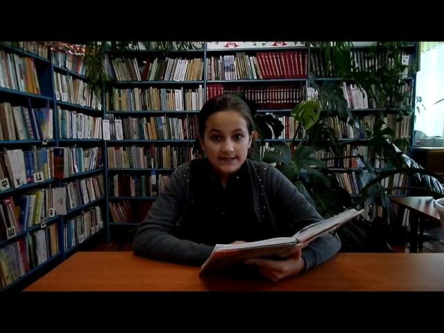 Изображение предпросмотра прочтения – ВалерияШулепова читает произведение «Неохотно инесмело…» Ф.И.Тютчева