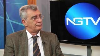 Νέα Υόρκη: Συνέντευξη με τον Δήμαρχο Μυτιλήνης Σπύρο Γαληνό