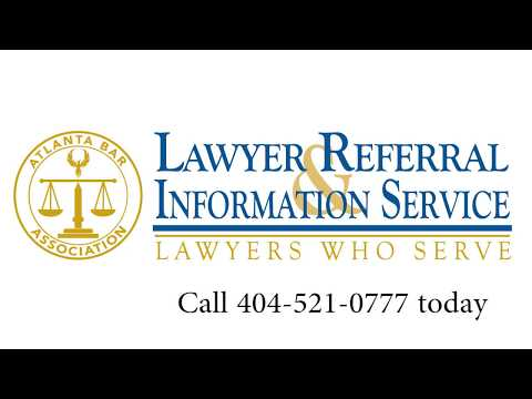 Lawyer Referral & Information Service of the Atlanta Bar Association