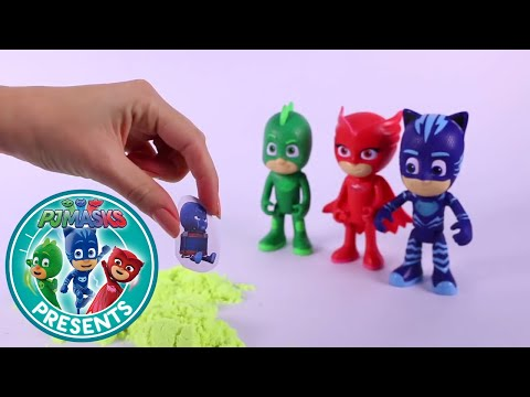 PJ Masks Creations - Activity Fun!