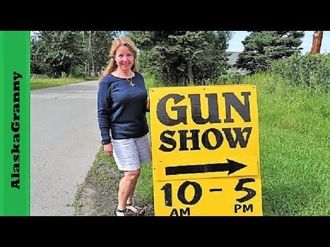 Alaska Gun Show Anchorage  2018