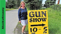Alaska Gun Show Anchorage  2018