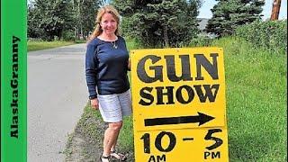 Alaska Gun Show Anchorage  2018 Gun Show Review