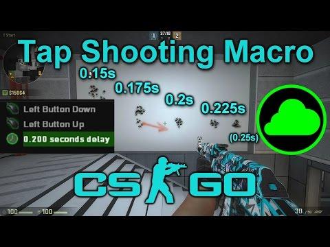 Razer Insider | Forum - CS:GO | Tap Shooting Macro Tutorial