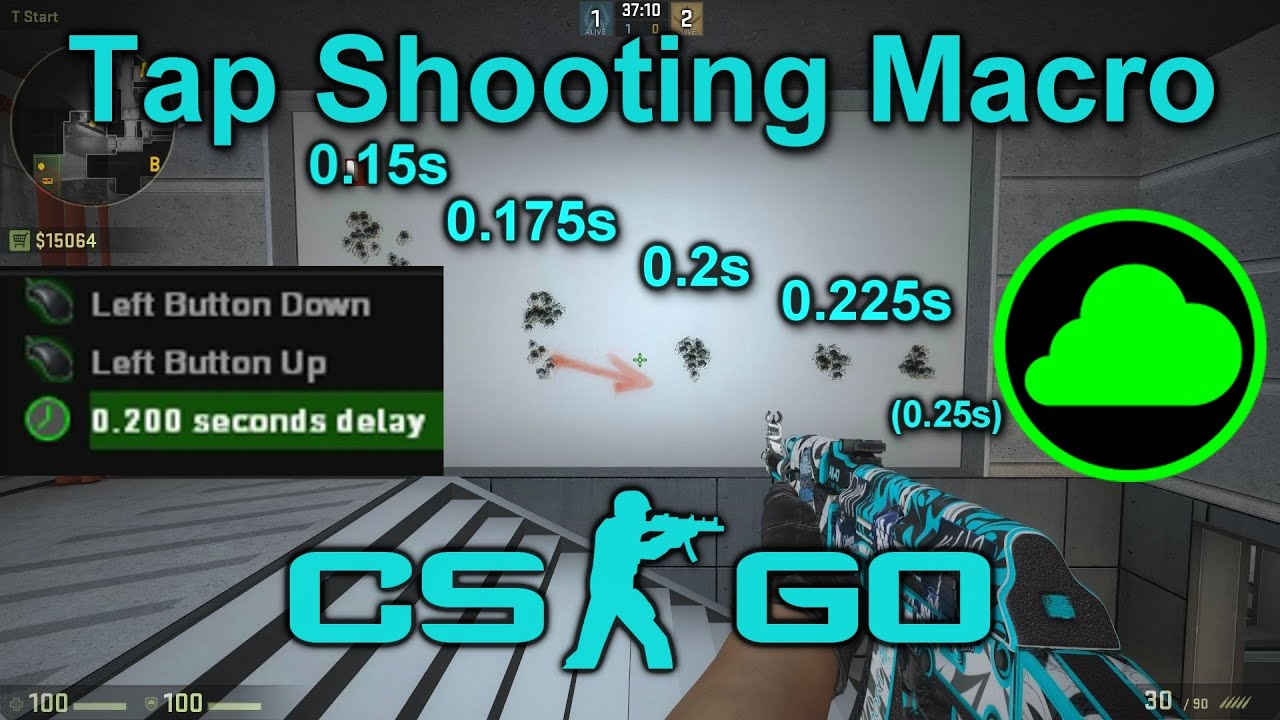 Razer Insider | Forum - CS:GO | Tap Shooting Macro Tutorial