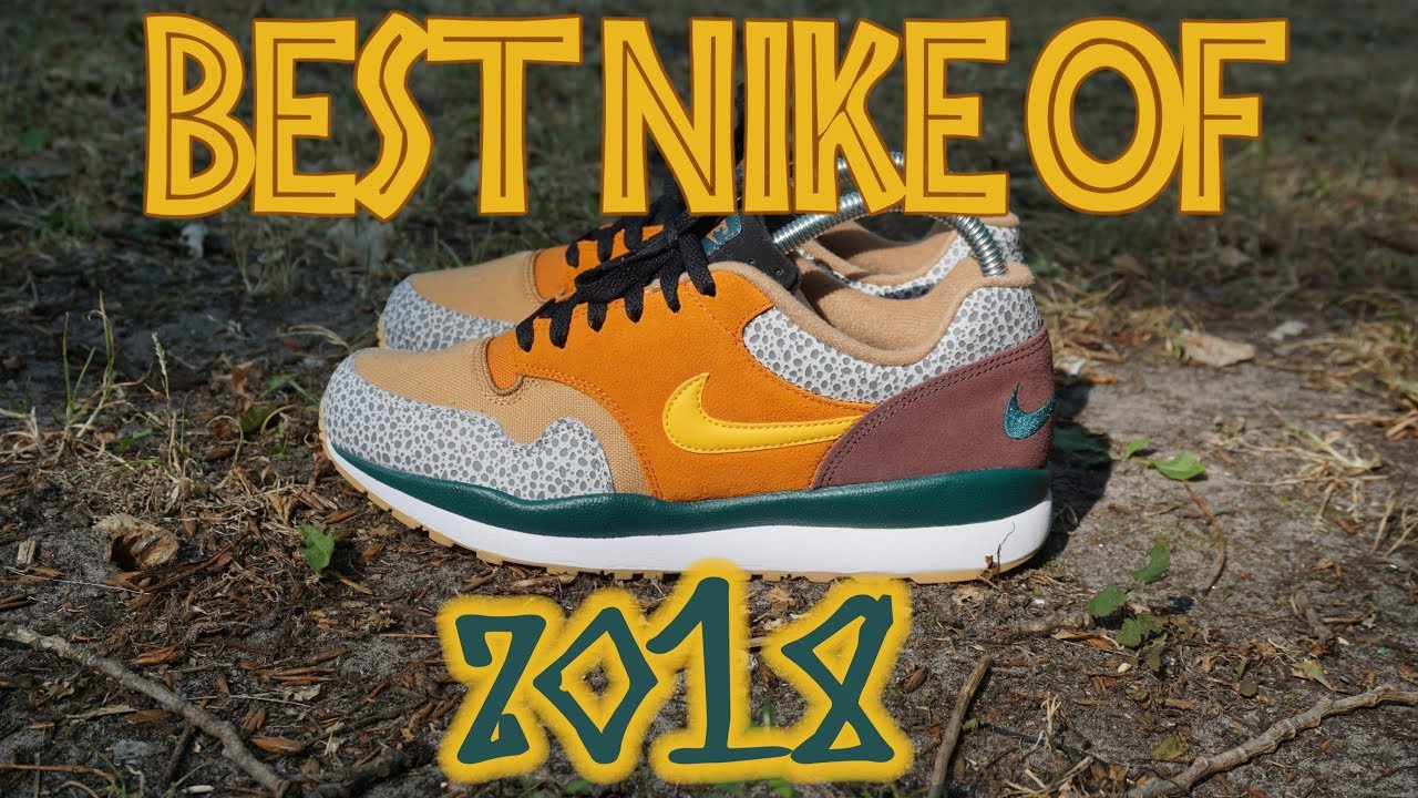 low priced 7ec24 3eb65 THE BEST NIKE RELEASE OF 2018 NIKE AIR SAFARI SPECIAL EDITION ATMOS
