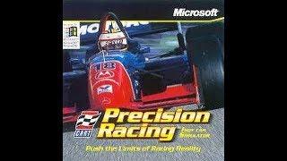 CART Precision Racing (PC) Intro + Soundtrack