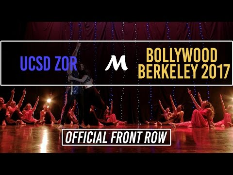 [2nd Place] UCSD Zor | Bollywood Berkeley 2017 [Official Front Row 4K]