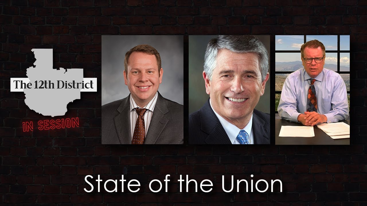 The 12th District – State of the Union – February 12, 2019