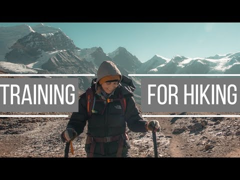 Training For Hiking - 1 Exercise To Build Strength & Balance