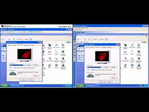 Radmin vs pcAnywhere: PC Remote Control software quality comparison