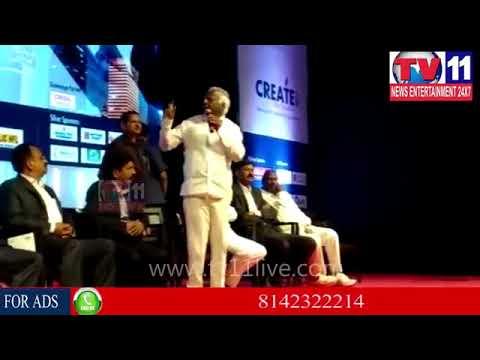 G Ram Reddy - CREATE AWARDS 2017