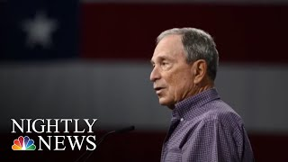 Bloomberg Preparing To Enter 2020 Presidential Race | NBC Nightly News