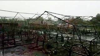 СК возбудил уголовное дело по факту пожара в детском палаточном лагере в Хабаровском крае.