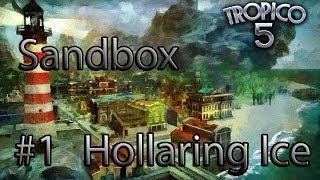 Chris Plays Tropico 5 Sandbox Part 1 on PC Thumbnail