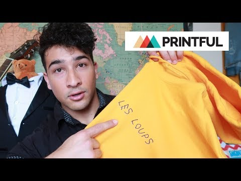 PRINTFUL REVIEW VS PRINTIFY | SHOPIFY PRINT ON DEMAND - YouTube