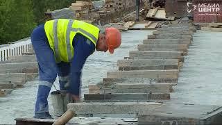 видео Сопряжение нового бетона