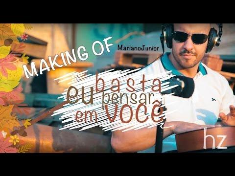 Making Of - Basta Eu Pensar Em Você - Zoom H6
