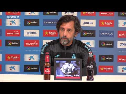 """QSF: """"El partit es presenta com un repte bonic"""""""