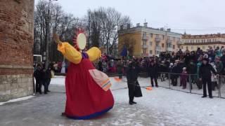Сжигание Масленицы в Смоленске(, 2017-02-26T17:34:51.000Z)