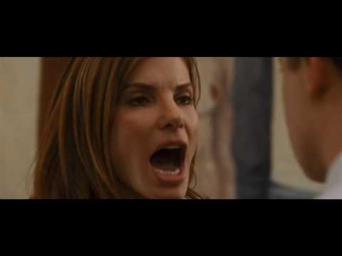 Sandra Bullock - Crash Scene
