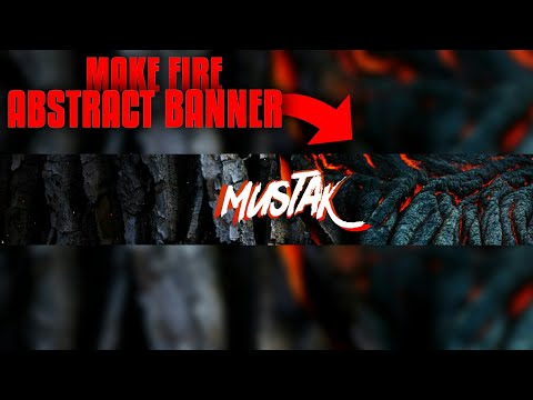 Make Abstract Banner On Android !🔥👌