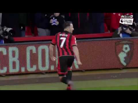Bournemouth hold on to top Leicester City 1-0
