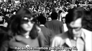 Maintenant vous vivez dans la terreur du silence (Un homme qui dort) sub. español