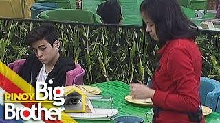 Pinoy Big Brother Season 7 Day 86: Kisses at Marco, tuloy pa rin ang pag-iwas sa isa't isa