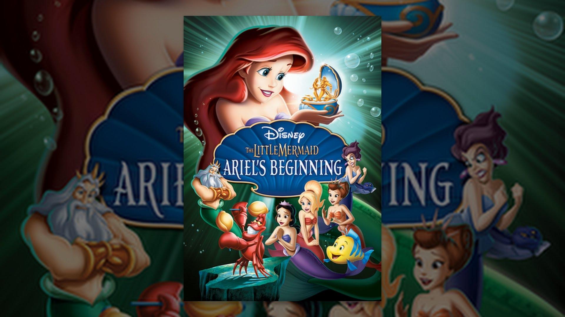 Download The Little Mermaid: Ariel's Beginning