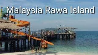 ENG)싱가포르 주변국 여행/말레이시아 라와아일랜드/예…