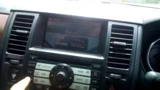 Aux в штатное ГУ Nissan Tiida, Note, teana, bluebird Sylphy G11, Serena