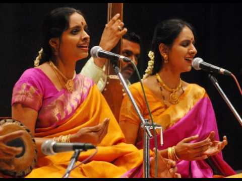 Etavunara- ఏ తావునరా నిలకడ నీకు-kalyani-Tyagaraja-adi- by Ranjani - Gayatri