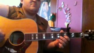 "Crosspick Guitar Instructional Video ""Will You Miss Me"""