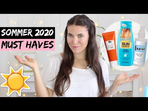 SOMMER MUST HAVES