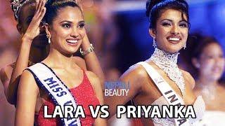 Lara Dutta Vs Priyanka Chopra: Who is Better? लारा या प्रियंका? जो बेहतर है?