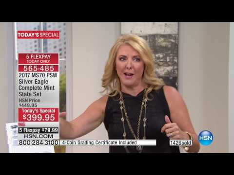 HSN | Coin Collector 06.11.2017 - 02 AM