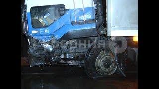 Три аварии произошли в Хабаровске на улице Промышленной за 10 минут. Mestoprotv