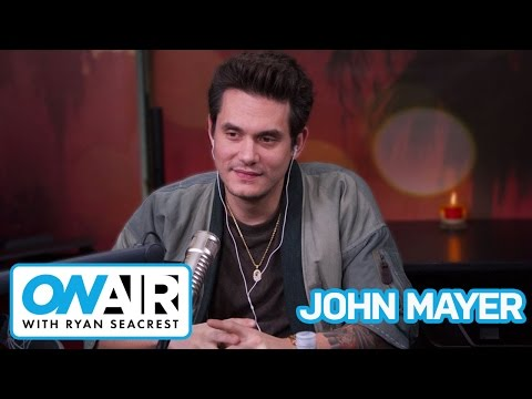 Tanya Rad Tells John Mayer About High School Fan Club | On Air with Ryan Seacrest