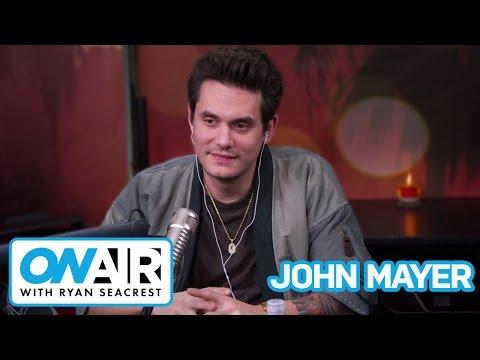 Tanya Rad Tells John Mayer About High School Fan Club | On Air with Ryan Seacrest