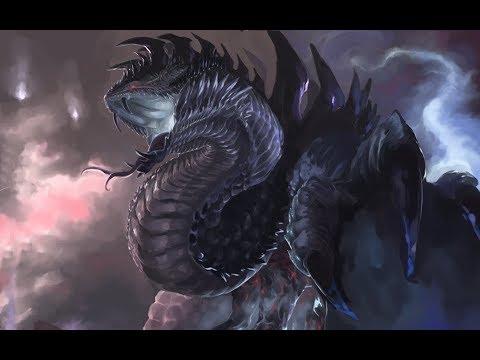 生物史上最大怪物-蛇王龍【魔物獵人(怪物獵人)生態】