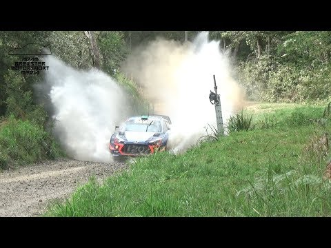 WRC Rally Australia 2018 Maximum Attack Pure Sound