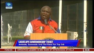 Ambode, Sanwo-Olu & The Race For Lagos Governorship Pt 1   Sunday Politics  