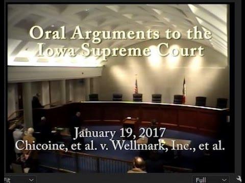15–1922 Wellmark, Inc., et al. v. Iowa District Court for Polk County, January 19, 2017