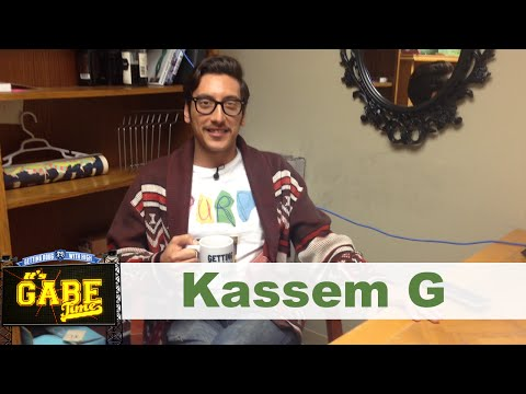 Post Sesh Interview with Kassem G | Getting Doug with High