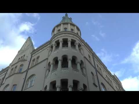 Tampere, Finland : city views : welcome to Tampere