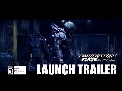 Earth Defense Force: Iron Rain hits PC next week