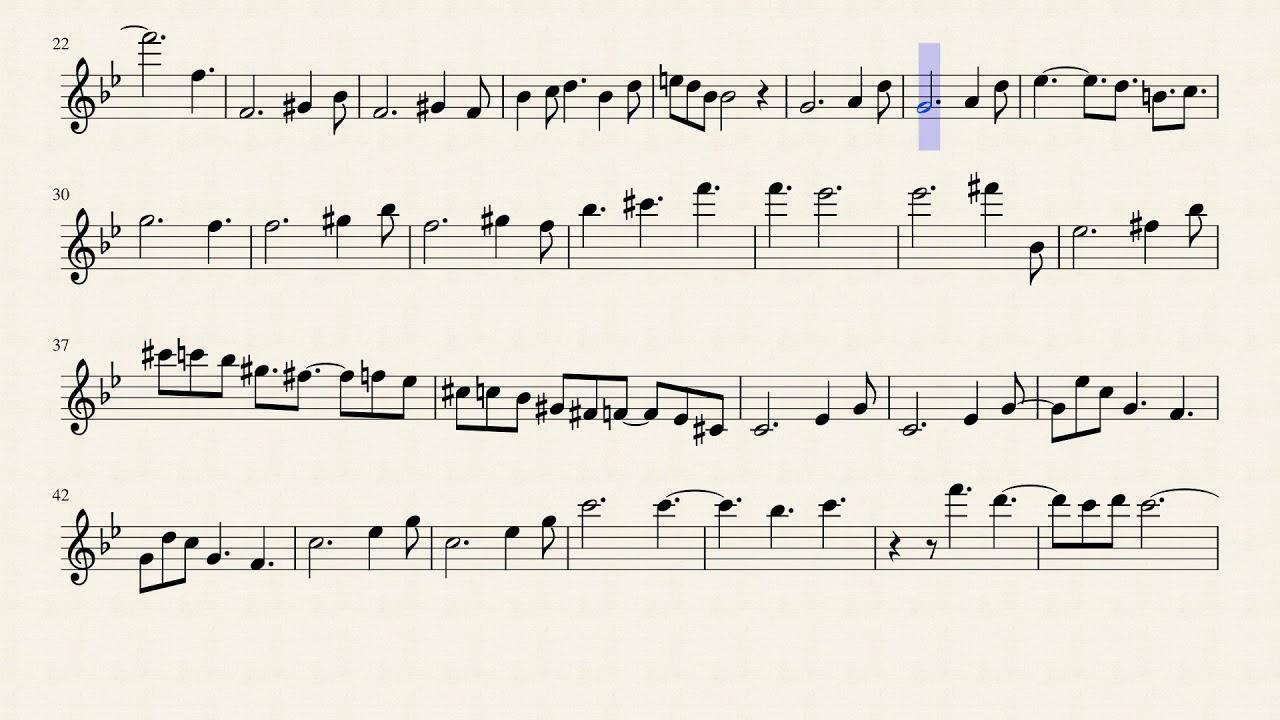 Clair De Lune Clarinet by Claude Debussy